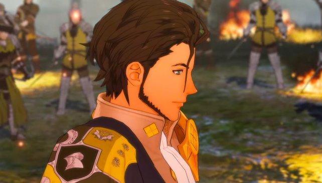 Nach dem Zeitsprung altern die Charaktere etwas – so sieht Claude aus.