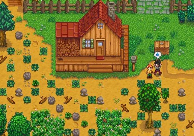 Au weia: Eine florierende Farm benötigt viel Arbeit und Zeit - unsere Tipps helfen euch weiter.