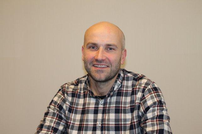 Tymon Smektala ist der Produzent von The Following.