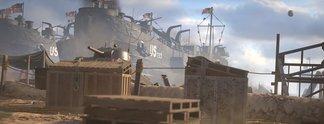 """Multiplayer-Map """"Shipment 1944"""" aus Modern Warfare jetzt frei verfügbar"""