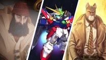 Gundam, Blacksad, A Fisherman's Tale und noch mehr