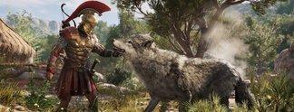 Assassin's Creed - Odyssey: Das erste Live-Event verspätet sich aus absurden Gründen