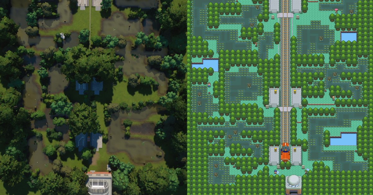 Planet Zoo | Safari-Zone aus Pokémon nachgebaut - mit Download-Link