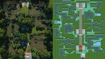 Safari-Zone aus Pokémon nachgebaut - mit Download-Link