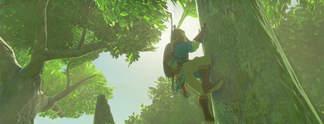 Panorama: The Legend of Zelda - Breath of the Wild: Miyamoto wollte nicht aufhören, auf Bäume zu klettern