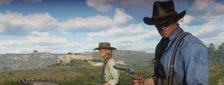 Red Dead Redemption 2 | Story-Neuerungen und Gratis-Games für Vorbesteller