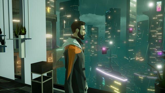 """Daedalic Entertainment arbeitet gerade am futuristischen """"State of Mind"""". Das Hamburger Entwicklerstudio ist weltweit bekannt."""