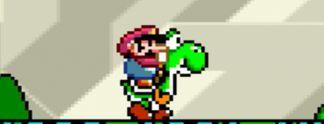 Specials: Dieser eine Moment: Der erste Schritt in Super Mario World