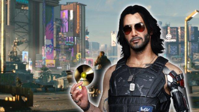 Cyberpunk 2077 erreicht den Gold-Status.