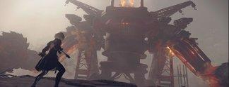 Heutige Angebote: Soma und Nier - Automata auf Steam reduziert