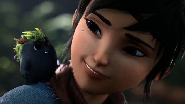 Im Laufe der Spielzeit von Kena: Bridge of Spirits werdet ihr viele solcher süßen Wesen sammeln.