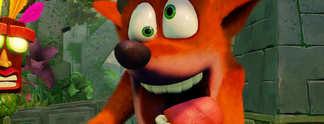 Crash Bandicoot N. Sane Trilogy: In Großbritannien vor Horizon, mehr Spiele eventuell in Arbeit