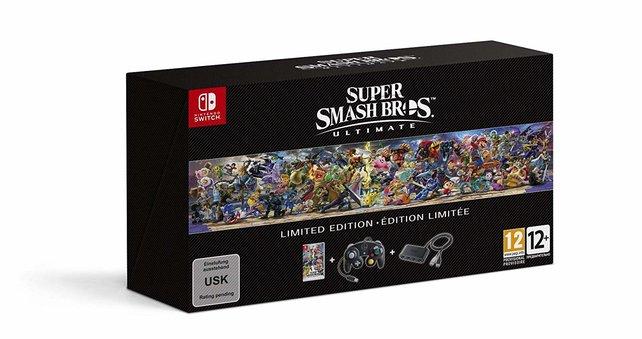 Mit Super Smash Bros. Ultimate kehrt auch der GameCube-Controller ganz offiziell zurück.