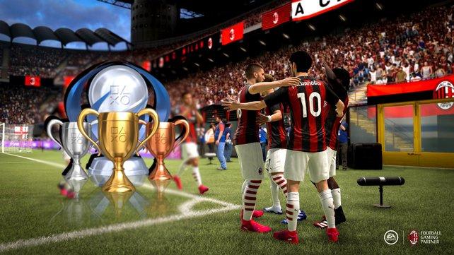 Der beliebteste Sport der Welt: Im Fußball geht es nunmal um Trophäen und Erfolge.