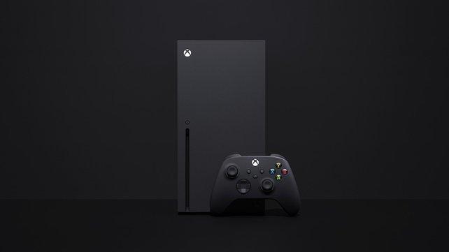 Viel Hardware auf kleinen Raum: Die Xbox Series X will nicht mit der Leistung geizen.