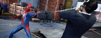Sony, Marvel und hunderte Kostümierte brechen Weltrekord