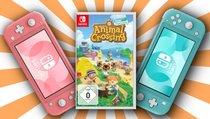 <span>Switch Lite im Bundle:</span> Konsole mit Animal Crossing bei Saturn stark reduziert