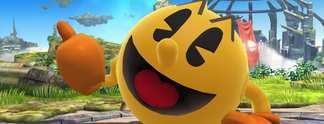 Super Smash Bros.: Pac-Man rollt in den Ring (Video)