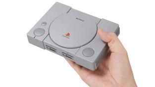 Sony kündigt PlayStation Classic an