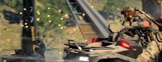 Black Ops 4: Doppelte Geschwindigkeit im neuen Blackout-Event