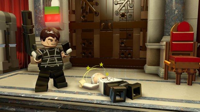 Bald im Spiel: Ethan Hunt aus Mission Impossible.