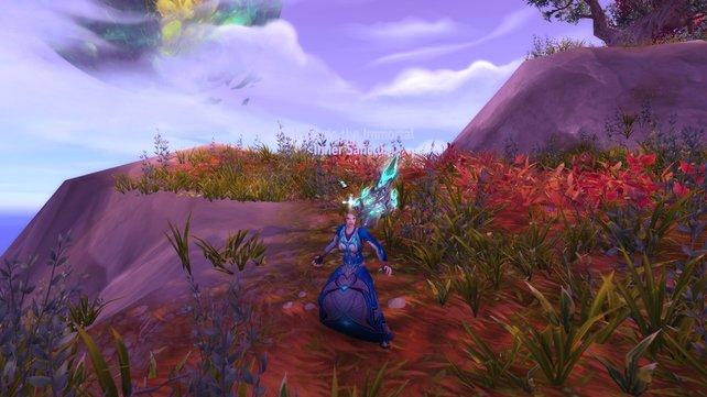 Als Frost-Magier solltet ihr auf eure Rotation im Kampf achten, um möglichst effektiv Schaden austeilen zu können.