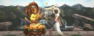 Fight Of Gods: Hier kämpft Jesus gegen Buddha