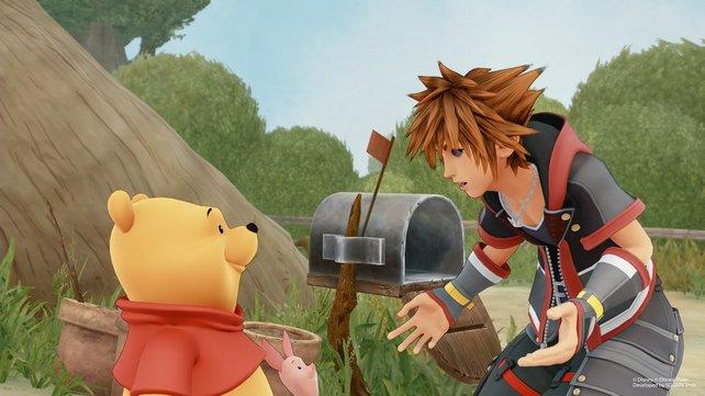 Kingdom Hearts 3 im Sale.