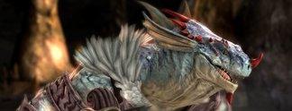 Panorama: Erst Wizard Lizard, jetzt der Phallus-Lizard