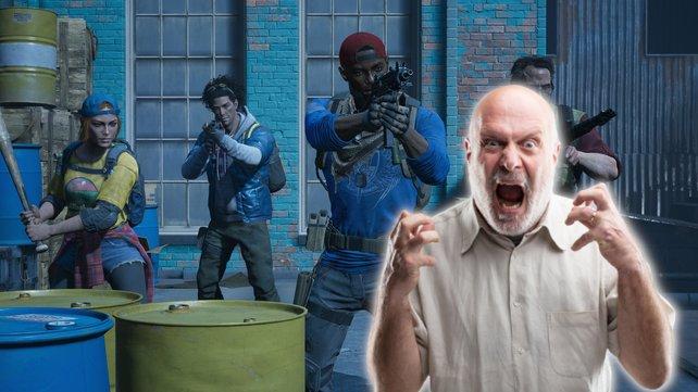 Die Singleplayer-Kampagne in Back 4 Blood sorgt für Frust. (Bildquelle: Giulio Fornasar, Getty Images)