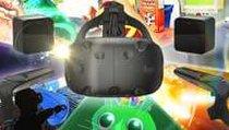 <span></span> HTC Vive - Diese 10 VR-Spiele lohnen sich
