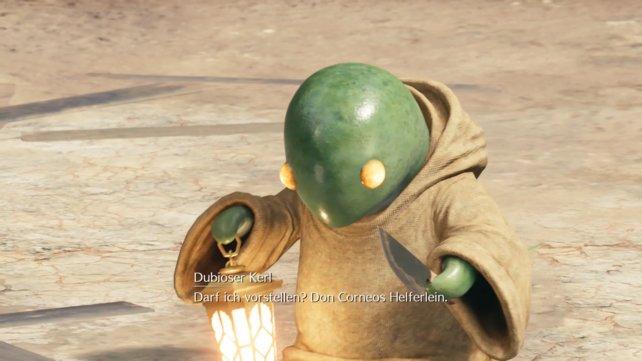 In Final Fantasy 7 Remake ist dieser ikonische Gegner keine allzu große Gefahr.
