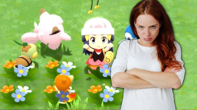 Eine Neuerung der Remakes sorgt bei Pokémon-Fans für Frust. Bild: The Pokémon Company, Getty Images/stockfour.