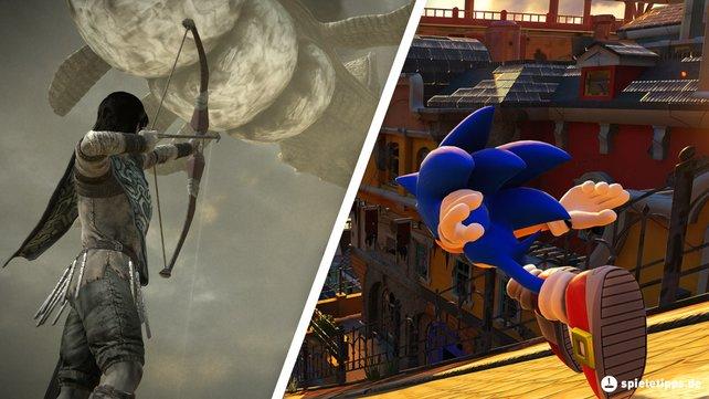 Erkennt ihr anhand der Bilder, welche Spiele euch PS Plus im März 2020 bringt?