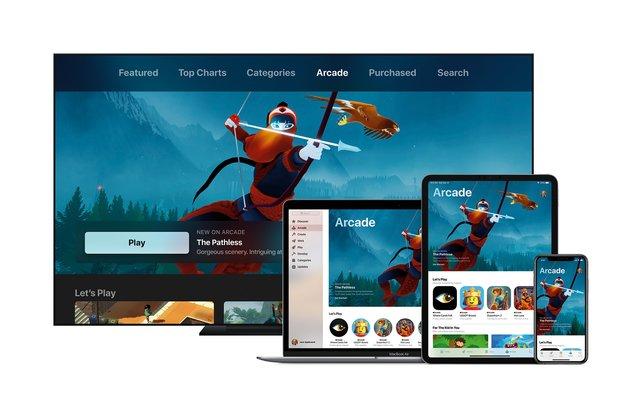 Apple will mit Apple Arcade der Abo-Konkurrenz die Stirn bieten.