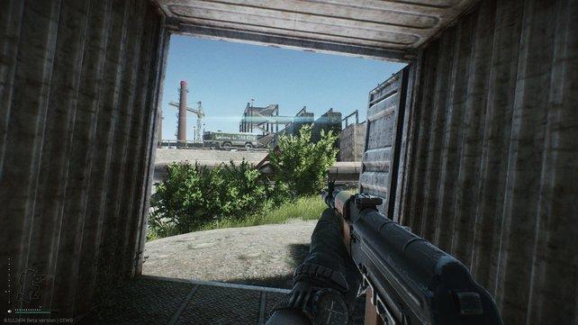 Im Survival-Shooter Escape from Tarkov müsst ihr den perfekten Spagat zwischen Vorsicht und Ehrgeiz finden, um zu überleben und Beute abzustauben.