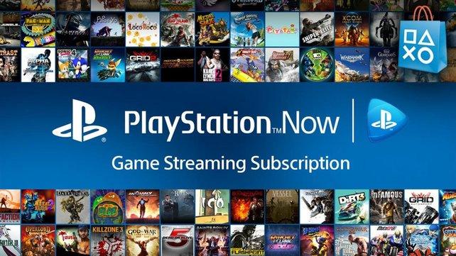 PlayStation Now bietet Spielern eine riesige Biliothek, ohne monatliches Bangen.