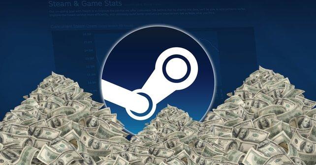 Ihr solltet besser auf einen Steam-Sale warten. Bildquelle: Getty Images/ mgkaya