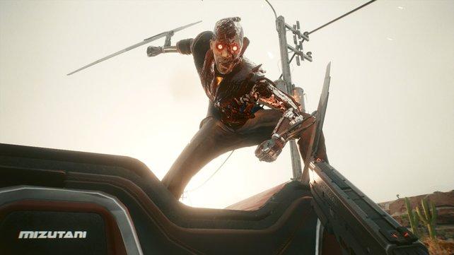 Cyberpunk 2077: Auf dem PC ein Gaming-Traum, auf den Konsolen ein Albtraum.