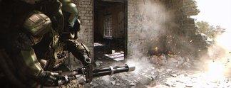 CoD: Modern Warfare | Benötigter Speicherplatz bricht Größenrekord
