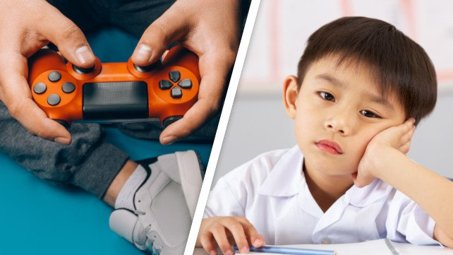 In China sollen Kinder zukünftig weniger Zeit mit Videospielen zubringen. (Bildquelle: Getty Images / monkeybusinessimages, Nestea06)