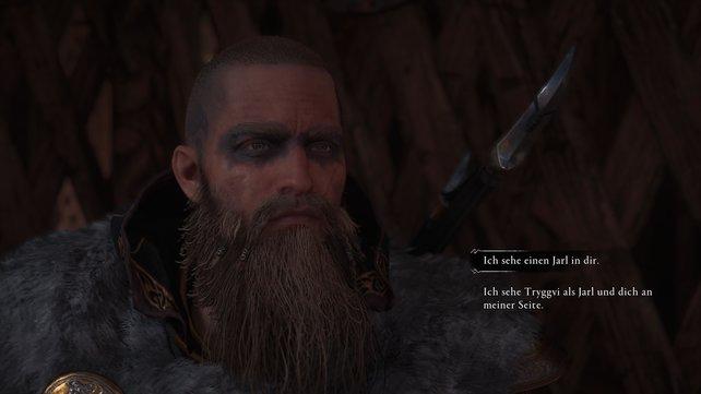 Eure Worte werden Vili nun beeinflussen, ob er den Posten des Jarls antritt, oder stattdessen Tryggvi als neuen Jarl ausruft.