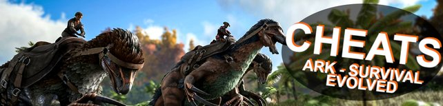 Ark - Survival Evolved: Cheats, Konsolenbefehle und GFI-Codes