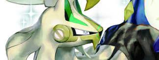 Pokémon - Sonne und Mond: Schillerndes Amigento ab November bei Gamestop