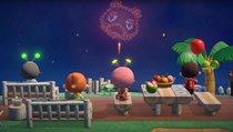 Animal Crossing: New Horizons: Feuerwerk und Tombola des August-Updates erklärt