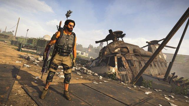 Um einen Totalabsturz während der Mission zu vermeiden, zeigen wir euch die Steuerung von The Division 2 auf PC, PS4 und Xbox One.