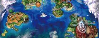 Vorschauen: Pokémon Sonne und Mond: Ein Paradies für Taschenmonster