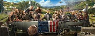 Far Cry 5: Neues Update mit Foto-Modus und Arcade-Inhalten