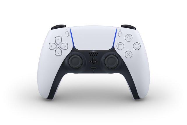 Das ist der neue DualSense-Controller, mit dem ihr auf der PS5 zocken dürft.