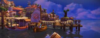 Oceanhorn - Monster of Uncharted Seas: Zelda-Klon offiziell für Nintendo Switch bestätigt